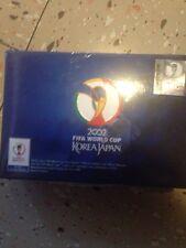 FIFA World Cup Korea Japan Golf Ball Six Soccer Football Rare 2002 Throwback