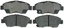 Disc Brake Pad Set-Ceramic Disc Brake Pad Front ACDelco Advantage 14D621CH