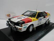 Minichamps 155821124 - Audi Quattro No. 24 5th Lombard RAC Rallye 1982 1:18 NEU