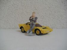 Figurine Ghost in The Shell Batou et sa voiture