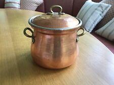 Vintage Copper Casserole