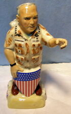 ** Toby Jug -- General Norman SCHWARZKOPF - by KEVIN FRANCIS - Doulton Quality