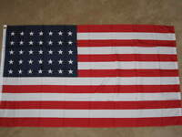 3X5 35 STAR UNION CIVIL WAR FLAG BANNER AMERICAN F523