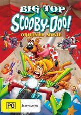 Scooby Doo - Big Top Scooby Doo (DVD, 2012)