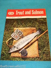TROUT AND SALMON - JULY 1973 VOL 19 # 217