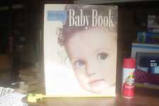 """GIANT 20"""" TALL, BETTER HOMES and GARDENS BABY BOOK, DISPLAY ADVERTISING Vintage"""