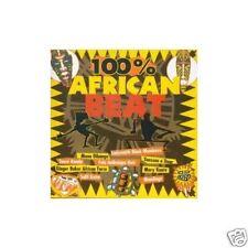 100% AFRICAN BEAT CD SAMPLER FEAT BOOTSIE COLLINS 6931