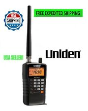 Uniden Police Scanner Radio BC75XLT Handheld Mobile Portable Compact Bearcat