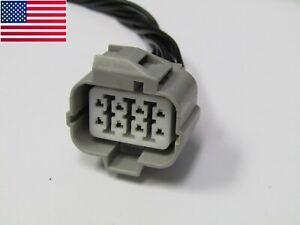 New 8 wire distributor connector plug repair for OBD1 1992-1995 Honda / Acura