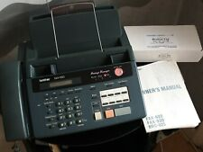 More details for brother fax 930  telephone & answering machine inc  1 cartridge refill &  manual