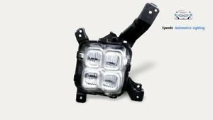 SCHEINWERFER KIA SORENTO 3 FACELIFT  HALOGEN LED LINKS FARO TOP !!