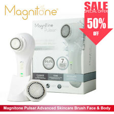 EX Magnitone Pulsar Advanced Skincare Brush Face & Body £129.99 RRP 50% OFF