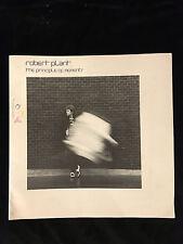 Robert Plant-Principle Of Moments Tour-Concert Program Book-U.S.-1983