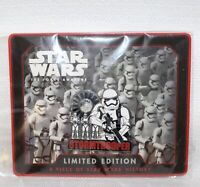 "WDW STAR WARS Pin THE FORCE AWAKENS ""LE STORMTROOPER"" Disney A Piece Of History"