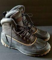 Nike Kynwood ACG Boots Anthracite/Dark Gold Leaf 862504-002 RARE Size 10
