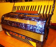 Fisarmonica Stradella 120 Bassi 11+5 Registri
