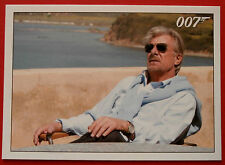 JAMES BOND - Quantum of Solace - Card #044 - Mathis Is Not Amused