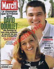 Paris Match n°2680 du 05/10/2000 David Douillet Jeux olympiques Alaia