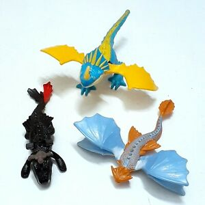 How To Train Your Dragon McDonald's Happy Meal Toys 2014