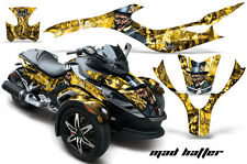 AMR Racing Can Am BRP RS Spyder Graphic Kit Wrap Roadster Sticker Decal MD HTR Y