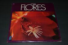 Chuck Flores~Drum Flower~1977 Jazz~Robert Hardaway~Bobby Shew~FAST SHIPPING!