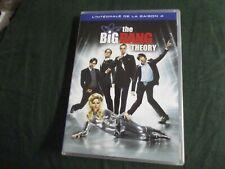 "COFFRET 3 DVD ""THE BIG BANG THEORY - SAISON 4"""