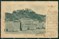 Gorizia Città Rilievo cartolina QT0997
