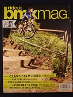 Ride UK BMX Magazine - October 2010
