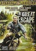 The Great Escape (DVD, 2003, 2-Disc Set) Steve McQueen, James Garner