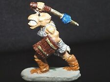 Ral Partha ORC SOUL MACE 34-018 Metal Miniature Dungeons Dragons Fighter Goblin