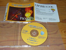 CAPTAIN COOK - MEXICO / 2 TRACK MAXI-CD MINT!