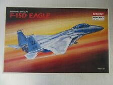 Vintage Academy 1/48 Mcdonnell-Douglas F-15D Eagle Model Kit, #1686