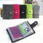 Retro Women Pouch ID Credit Card Wallet Cash Holder Organizer Case Box Pocket