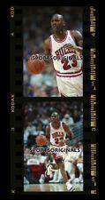 MICHAEL JORDAN - CHICAGO BULLS  - Original 35mm Color 2-Negative Strip