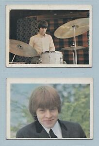 Trade Cards - The Rolling Stones (A. & B.C. Gum) - #7, #15 & #21