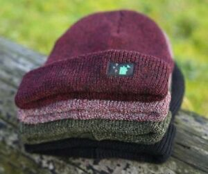 NEW THINKING ANGLERS BEANIE HAT *ALL COLOURS AVAILABLE* FREE POST CARP FISHING