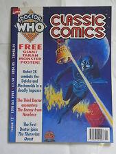 Doctor Who 12 Classic Comics Marvel UK salida inglés B 1