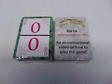 BUCK JITTERS CARD GAME PROMO DECKS RARE!!!!! HC460