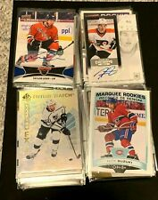 $2/$3 UD Hockey Inserts Parallels, Rookies, Future Watch, Autos Bin!