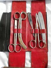 Trousse De Chirurgie Ancienne