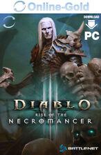 Diablo III 3 Rise of the Necromancer - Battle.net PC Code DLC Key Action - DE/EU