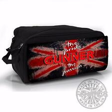 Arsenal Boot Bag Pride & Passion Football Sports Trainer Gym School Case PRH02