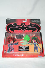 Kenner 1997 Batman & Robin Night Hunter Robin VS Evil Entrapment Poison Ivy NEW