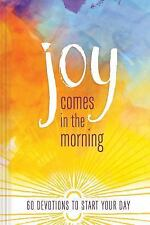 JOY COMES IN THE MORNING - ELLIE CLAIRE (COR) - NEW HARDCOVER BOOK