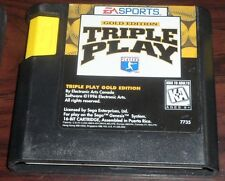 Sega Genesis. Triple Play Gold Edition (NTSC USA)