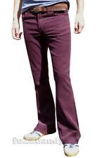 Low Rise Jeans Men's 70s Theme