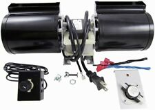 Tjernlund GFK160 Univ. Fireplace Blower for Heat N Glo, Hearth and Home 160 CFM