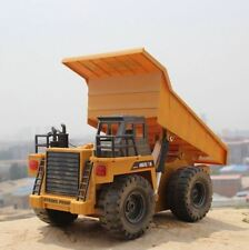 Metal Dump Truck RC Toy Huina 1540 Charging 1:12, With 6 Channel Remote Control
