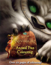 Tink Neverbeast coloring book RARE UNUSED