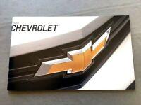 2013 Chevrolet 28-page Car Sales Brochure - Volt SS Corvette Camaro Silverado
